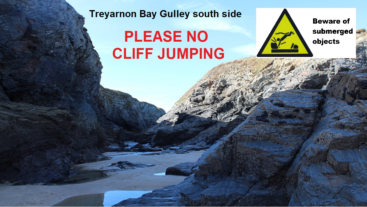 Treyarnon-Gulley-located-on-the-Southern-end-access-NO-CLIFF-JUMPING